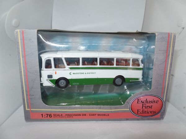 EFE 12311 Harrington Grenadier Coach Maidstone & District NBC Bournemouth MIB